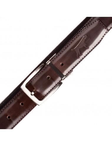 Cinturón de hombre de piel florentic