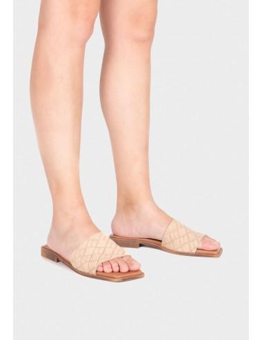 Zapatos Oxford de Piel Azul...