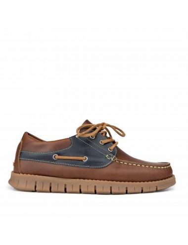 Zapato Náutico Bicolor